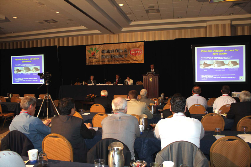 7th Global Oils and Fats Forum, Gaylord National Resort, National Harbour, MD