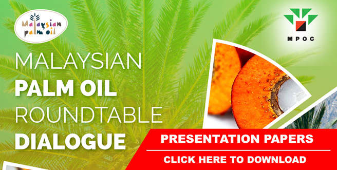 Malaysian Palm Oil Roundtable Dialogue 2018