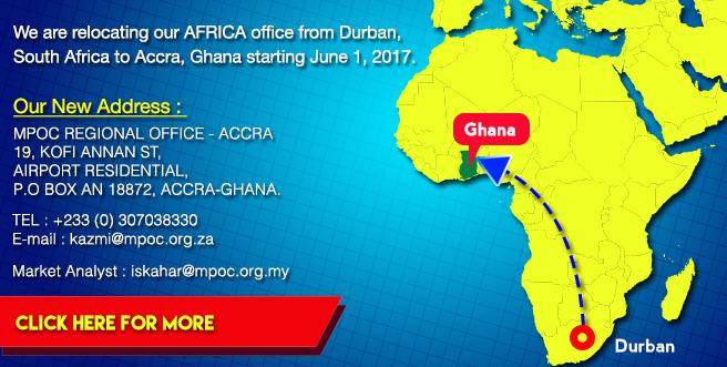Ghana New Office
