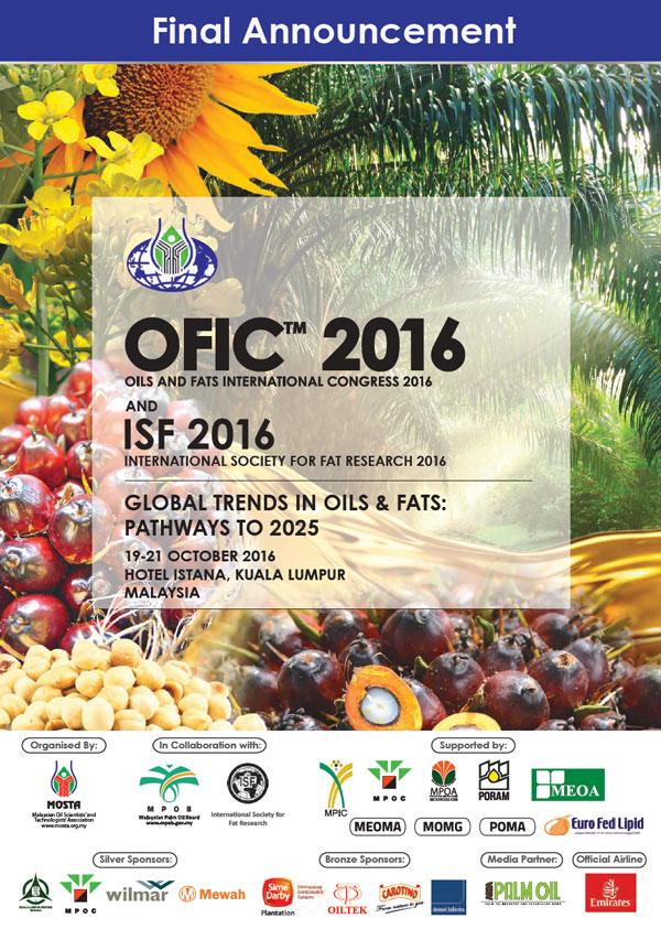 OFIC 2016