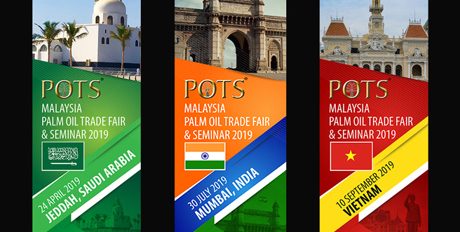 Palm Oil Trade Fair and Seminar (POTS) 2019 Announcement