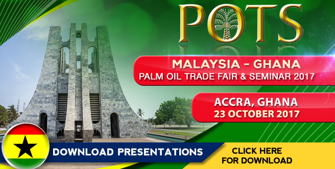 Palm Oil Trade Fair and Seminar (POTS), Ghana 2017 – Download Papers