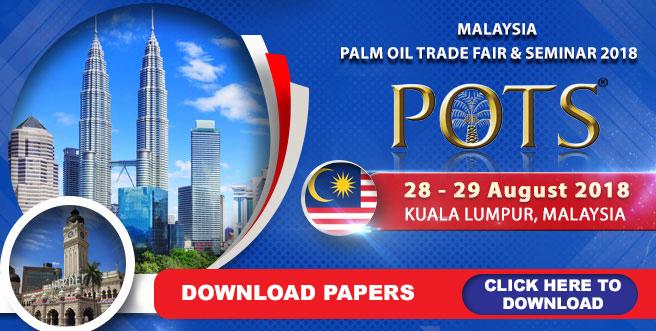 Palm Oil Trade Fair and Seminar (POTS) Kuala Lumpur 2018