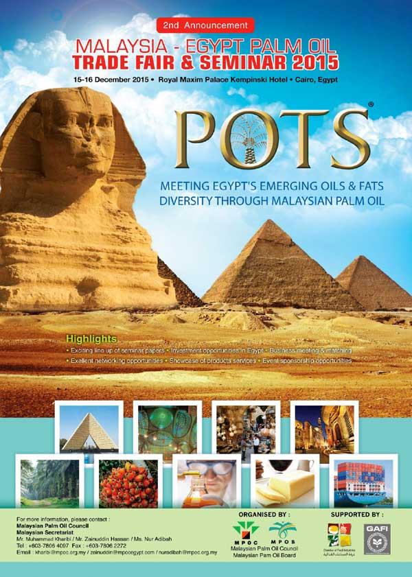 POTS 2015 Egypt